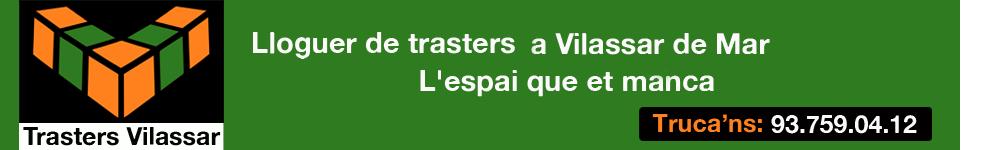 Trasters Vilassar